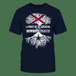 Dallas Cowboys - Living Roots Alabama NFL Dallas Cowboys 2 T Shirt