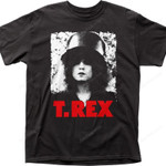 The Slider T. Rex Shirt band music singer T Rex Band Shirts T Shirt