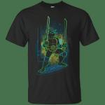 Shadow of the Blue Mutant T-Shirt movie T Shirt