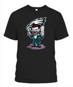 Chibi Joker Eagles NFL Philadelphia Eagles T Shirt