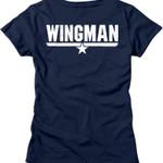 Jr Wingman Top Gun Shirt 80s Movie T Shirt