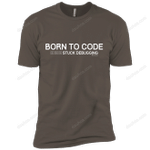 Born To Code Stuck Debugging T-Shirt trending T Shirt