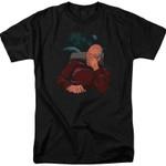 Picard Star Trek The Next Generation T-shirt 80S TV T Shirt