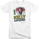 I Heart Kelly Kapowski Shirt 80S TV T Shirt