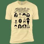 The Music Facial Hair Compendium T-Shirt trending T Shirt