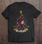 Merry And Bright Arizona Cardinals NFL Christmas Tree NFL T Shirt