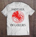 Mother Of Goldies Golden Retriever Version GAME OF THRONES T Shirt