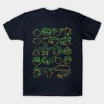 Minimalist Babies T-Shirt Cartoon Rugrats TV T Shirt