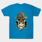 Rorschach HD T-Shirt Comic Book DC Comics Rorschach Watchmen T Shirt