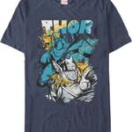 Paint Splatter Thor T-Shirt MARVEL COMICS SHIRTS movie T Shirt
