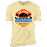 Sun Sea And Space Stations T-Shirt trending T Shirt