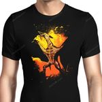 Soul of the Pteranodan Graphic Arts T Shirt
