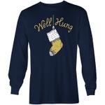Well Hung - Long Sleeve Shirt trending T Shirt