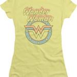 Wonder Woman Logo Shirt Best Selling 80 T Shirt