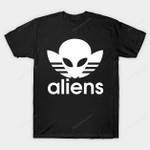 Aliens T-Shirt Alien Aliens Ellen Ripley Horror movie Xenomorph T Shirt