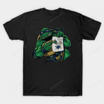 Have you seen this dude? T-Shirt Cartoon Teenage Mutant Ninja Turtles TMNT TV T Shirt