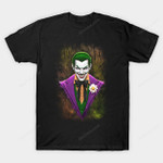 HA HA HA T-Shirt Batman Batman villain DC Comics Joker Supervillain T Shirt