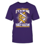 167 IT IS MY DNA b LSU Tigers T Shirt