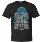 Neon Droid T-Shirt movie T Shirt
