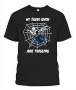 My Tigers senses are tingling MLB Detroit Tigers T Shirt