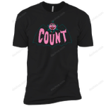 Count T-Shirt trending T Shirt
