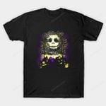 King Of Nightmares T-Shirt Jack Skellington movie The Nightmare Before Christmas Tim Burton T Shirt