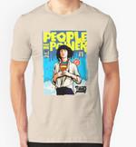 Power To The People T-Shirt DC Comics music Parody Patti Smith Superhero Superman T Shirt