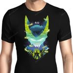 The Perfect Power Graphic Arts T Shirt