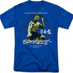 American Ninja Bloodsport T-Shirt Husband T Shirt