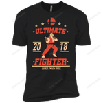 Ultimate Fighter Red Ryu T-Shirt trending T Shirt