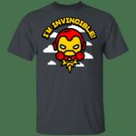 Im Invincible T-Shirt movie T Shirt