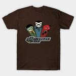 The Dark Knight Boys T-Shirt Batgirl Batman DC Comics Parody Red Hood robin Superhero The Powerpuff Girls T Shirt