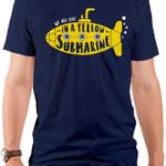 Yellow Submarine Beatles T-Shirt band music singer THE BEATLES T-SHIRTS T Shirt