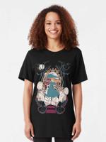 Alice T-Shirt Alice In Wonderland T Shirt