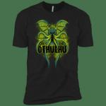 Obey the Cthulhu Neon T-Shirt trending T Shirt