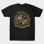 U Academy V1 T-Shirt crest The Umbrella Academy TV T Shirt