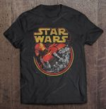 Star Wars The Rise Of Skywalker Retro Knights Of Ren STAR WARS T Shirt