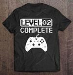Level 02 Complete Birthday T Shirt
