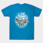 Falling Deadpool T-Shirt Deadpool Shirts T Shirt