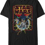 First Issue Comic Star Wars T-Shirt movie STAR WARS SHIRTS T Shirt