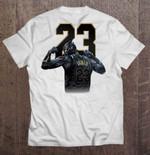 Black Panther James 23 BASKETBALL T Shirt