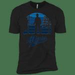 Horror Sun Set Myers T-Shirt trending T Shirt