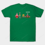 Weenie T-Shirt Cartoon SpongeBob SquarePants TV T Shirt