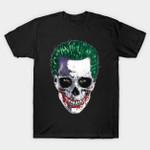 Dead Joke T-Shirt Batman villain DC Comics Joker Parody skull Supervillain T Shirt