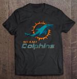 Miami Dolphins Football T Shirt
