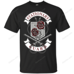 AoT Stationary Guard T-Shirt anime T Shirt