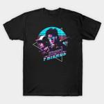 Stranger Friends T-Shirt Dustin Henderson Steve Harrington Stranger Things TV T Shirt