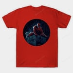 Daredevil Rain T-Shirt Daredevil Marvel Comics Matt Murdock Superhero T Shirt