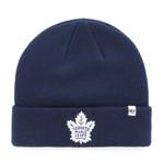 Maple Leafs 47 Brand Men's Raised Cuff Toque