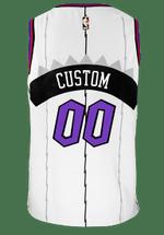 Raptors Nike Men's Swingman HWC Jersey - CUSTOM